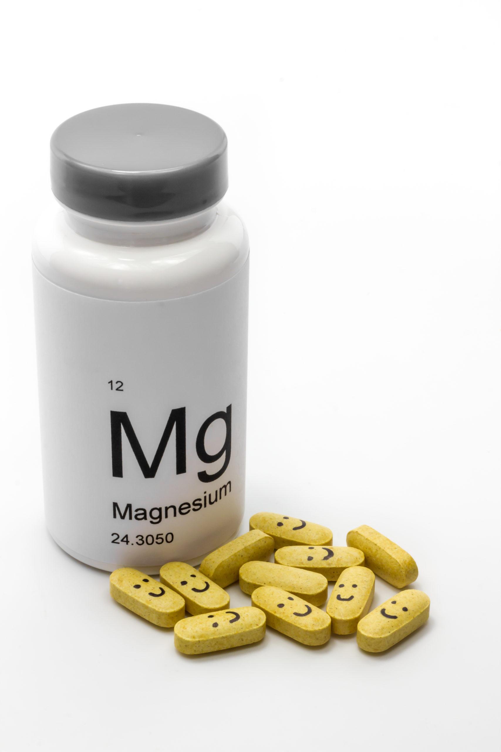 Magnesium,Vitamins